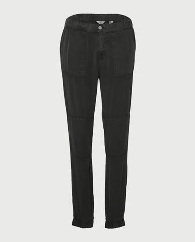 2852ff1f3bd0 Nohavice Lw Stretch Waist Cargo Pants Čierna