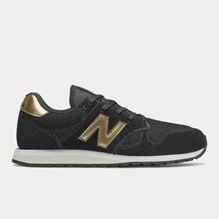 Topánky New Balance WL520GDB Čierna