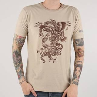 Tričko  M3525 T-Shirts Šedá