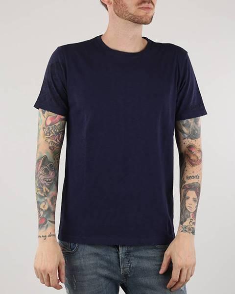 Tričko  M3551 T-Shirts Modrá