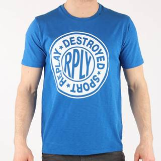 Tričko  M3618 T-Shirt Modrá