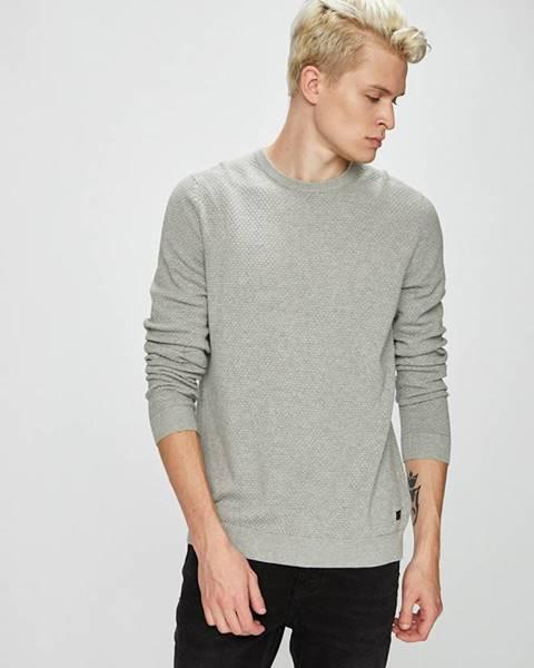 Sivý sveter PRODUKT by Jack & Jones