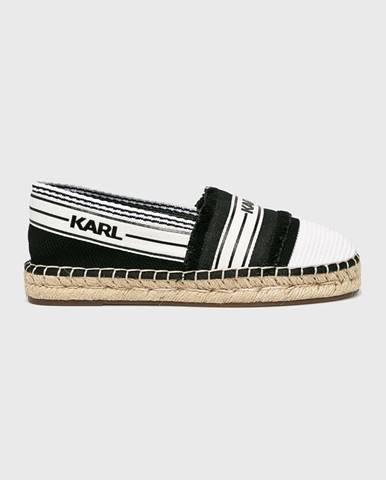 Espadrilky Karl Lagerfeld