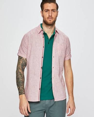 Ružová košeľa MEDICINE