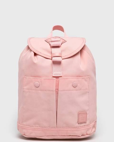 Ružový batoh doughnut