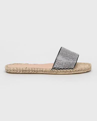 Béžové sandále Truffle Collection