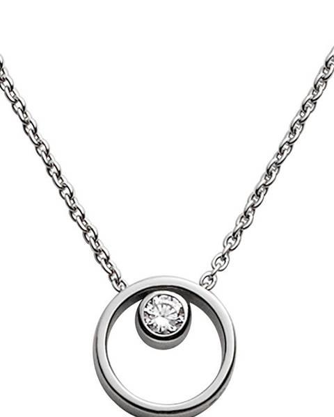 Strieborný náhrdelník Skagen