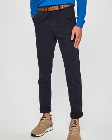 Tmavomodré nohavice Tom Tailor Denim