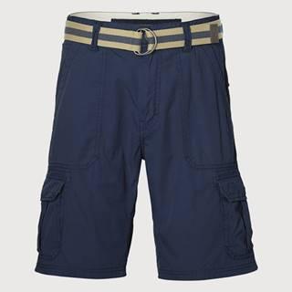 Kraťasy  Lm Beach Break Cargo Shorts Modrá