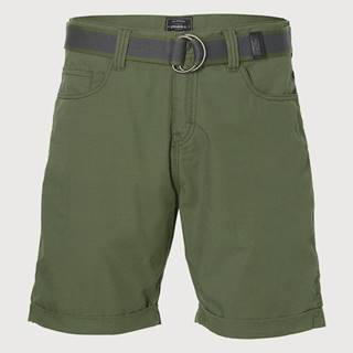 Kraťasy  Lm Roadtrip Shorts Zelená