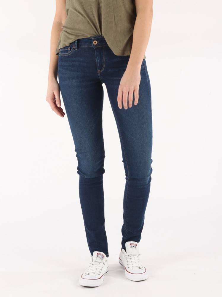 Džínsy Pepe Jeans Pixie Modrá