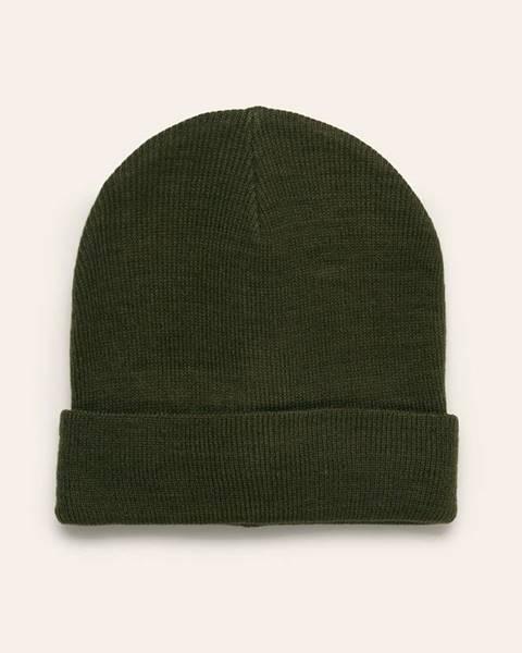 Zelená čiapka Blend