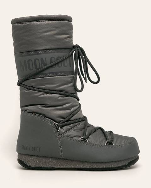 Moon Boot - Snehule High Nylon WP