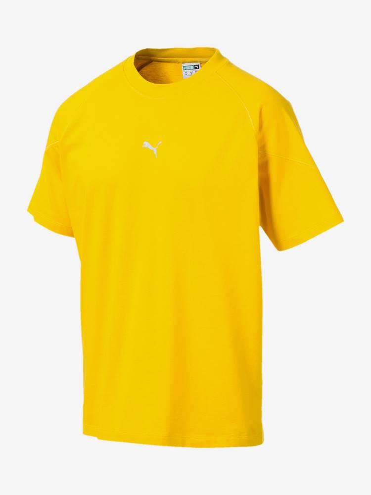 Tričko Puma Epoch Tee Žltá