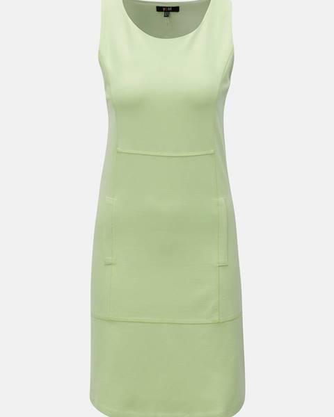 Zelené šaty Yest