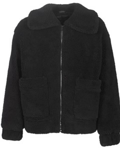 Čierny kabát Volcom