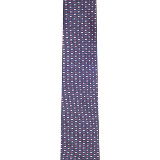 Pánska kravata  modrá