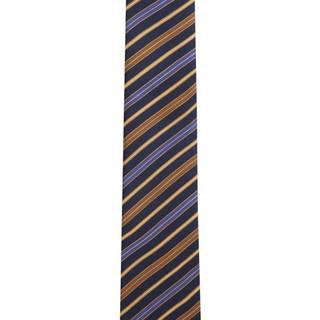 Pánska kravata  oranžová