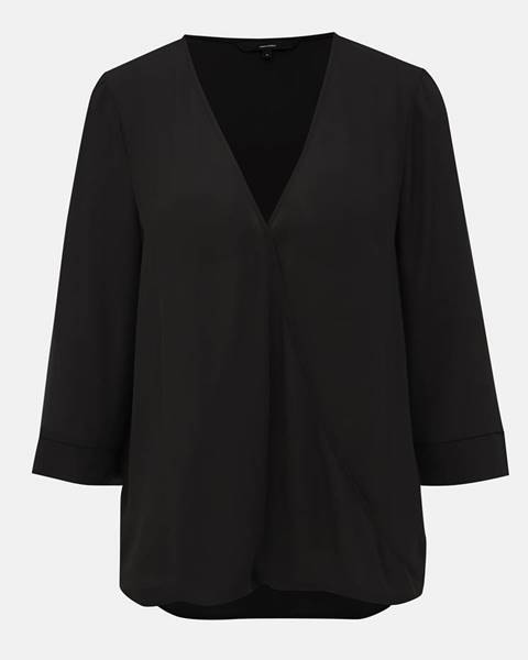 Čierna blúzka Vero Moda