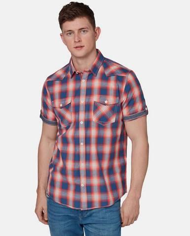 Červená košeľa Tom Tailor