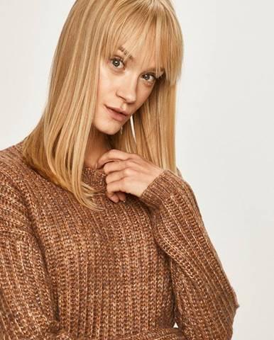 Hnedý sveter Only