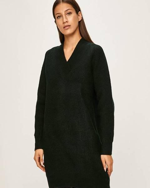 Zelený sveter Answear
