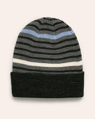 Sivá čiapka ONLY & SONS