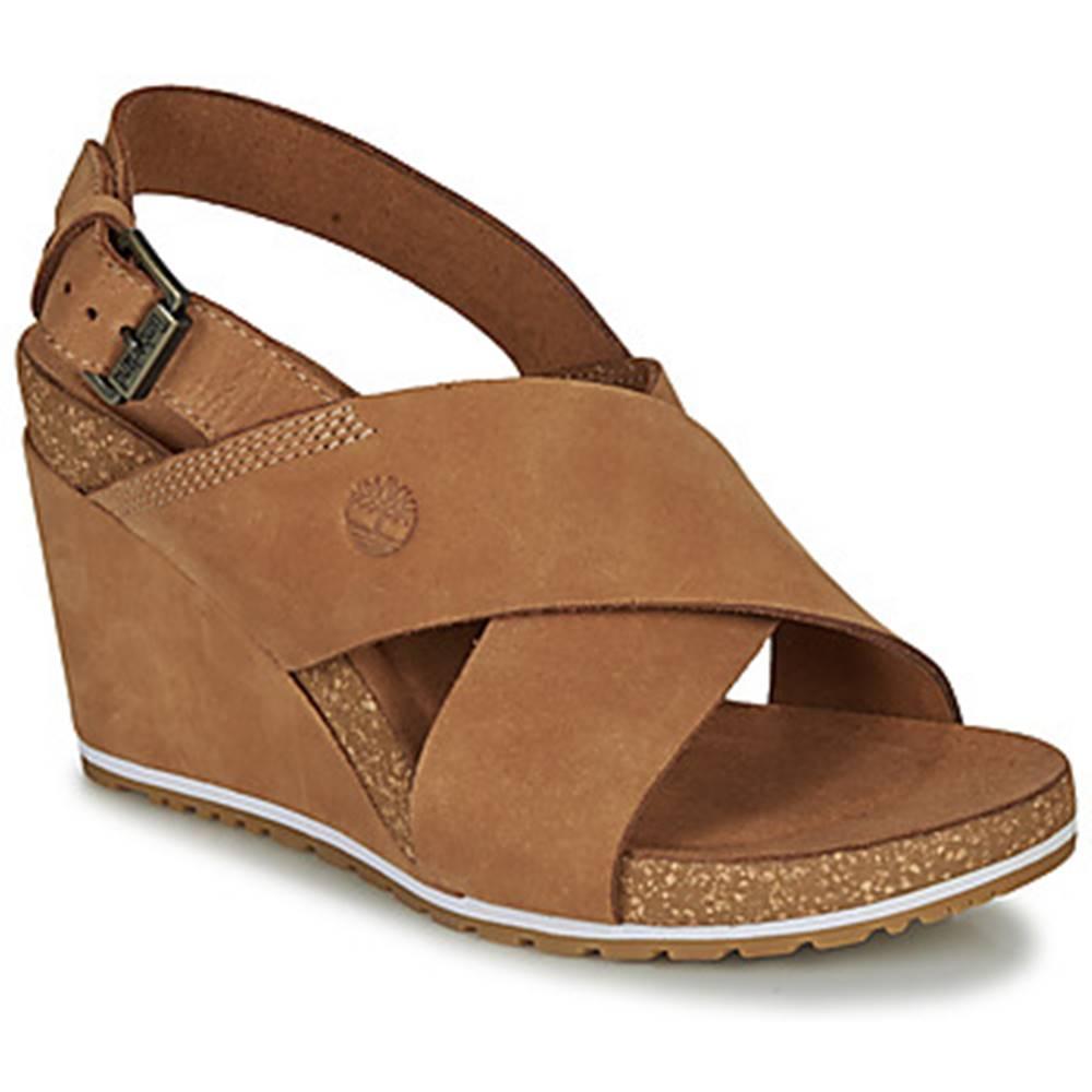 Sandále Timberland  CAPRI S...