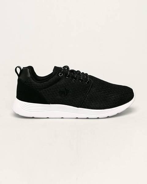 Čierne topánky Le Coq Sportif