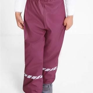 Termo nohavice do dažďa