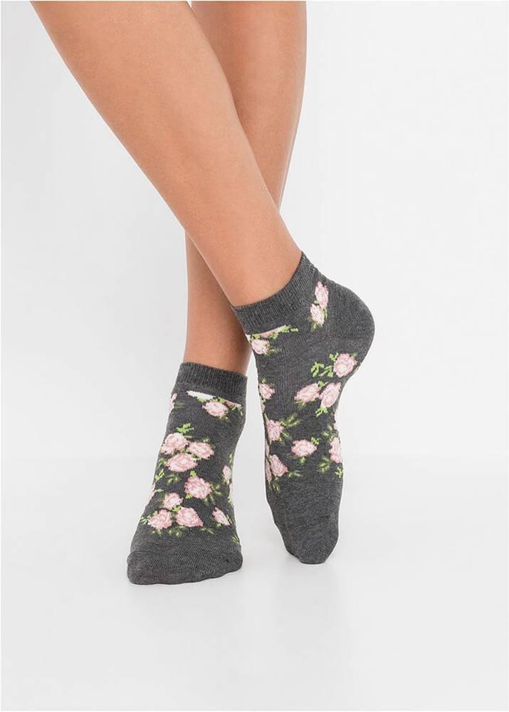 bonprix Krátke ponožky (6 ks)