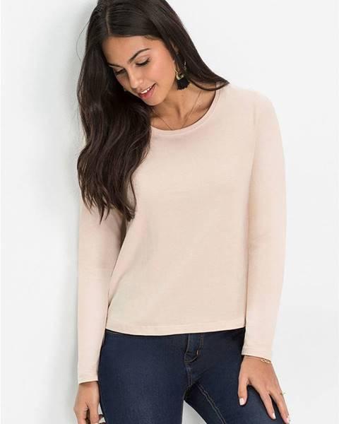 Ružové tričko bonprix