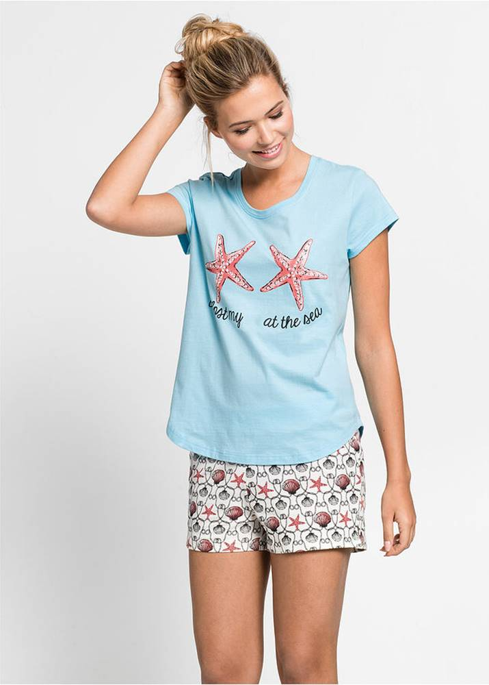 bonprix Krátke pyžamo