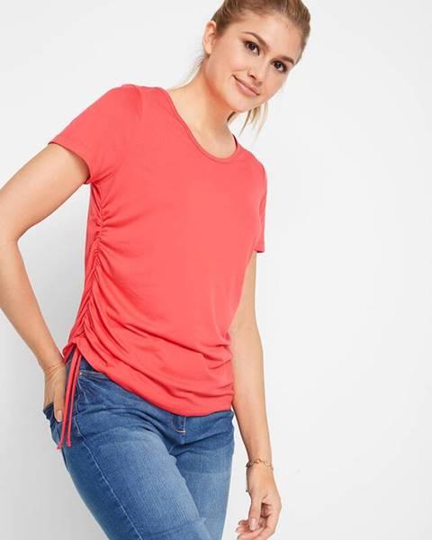 Červené tričko bonprix