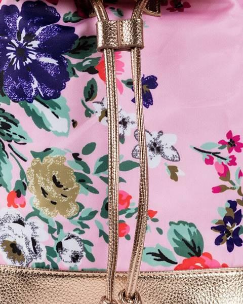 Ružový batoh bonprix