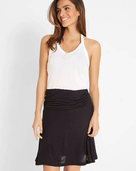 Biele šaty bonprix