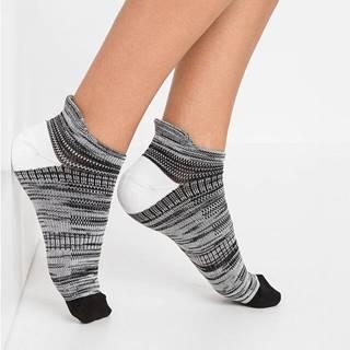 Ponožky do tenisiek (6 ks) unisex