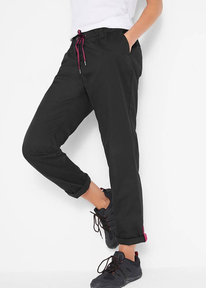 bonprix Funkčné nohavice, dlhé