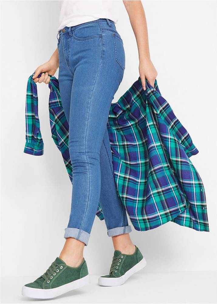 Veľmi jemné džínsy, HIGH WA...
