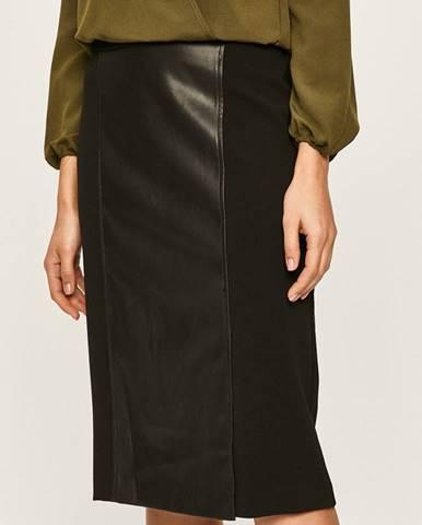 Čierna sukňa DKNY
