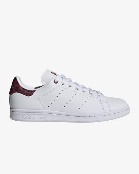 Biele topánky adidas Originals