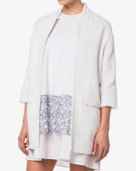 Biely kabát Pinko