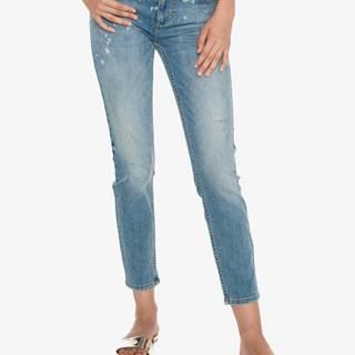 Badolatosa Jeans Silvian Heach Modrá