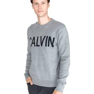 Calvin Klein Sveter Šedá