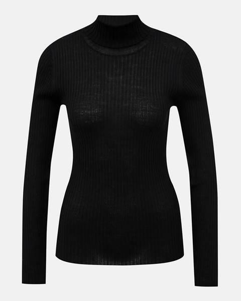Čierna mikina Selected Femme