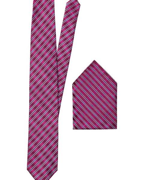 Ružová kravata bonprix