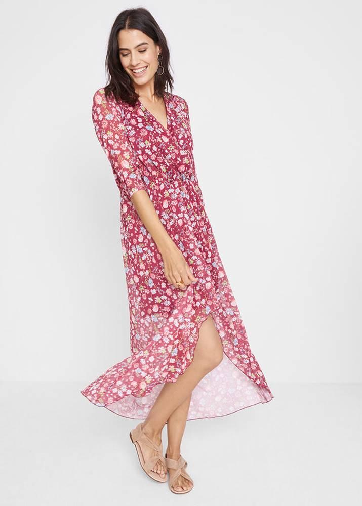 bonprix Sieťované šaty Maite Kelly