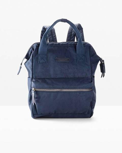 Modrý batoh bonprix