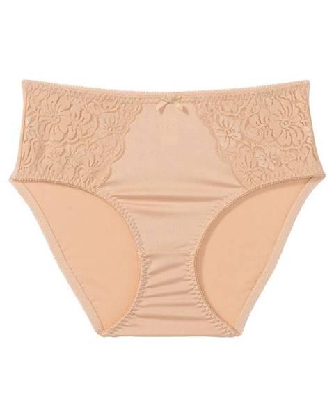 Béžové nohavičky bonprix