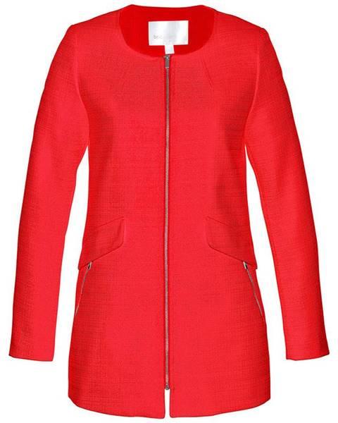 Červené sako bonprix
